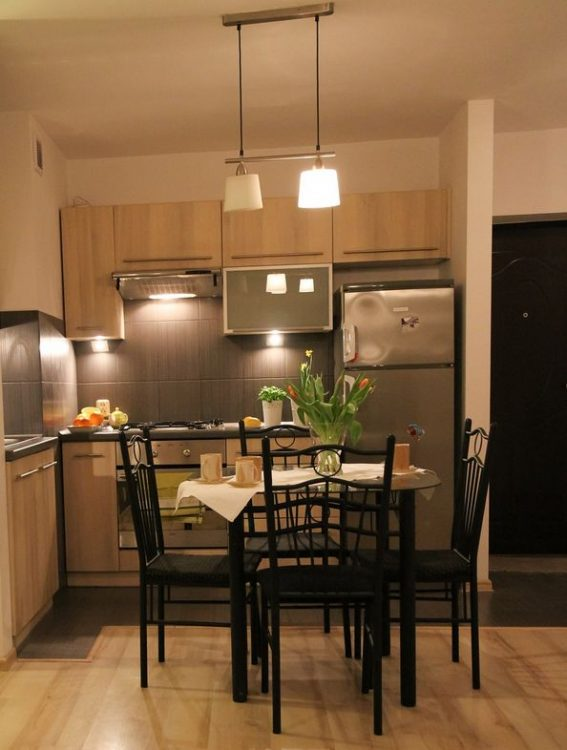 Top Tips For Modern Kitchen Design In A Small Space