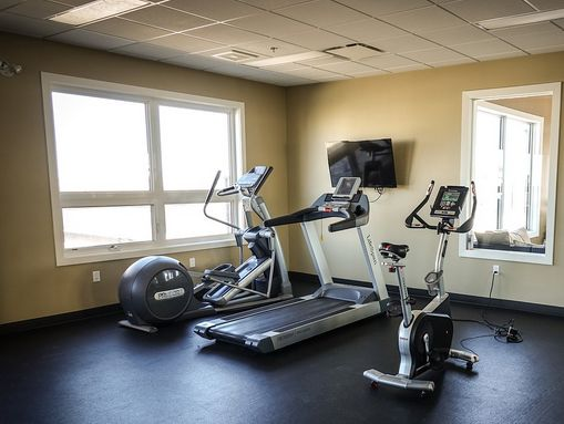 Designing a luxury gym for your home